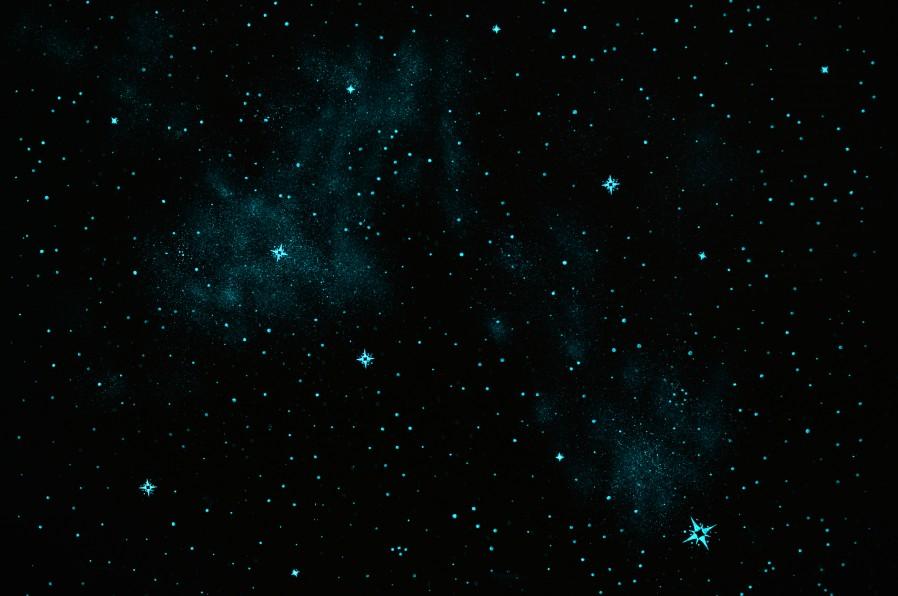Une autre partie du Ciel étoilé réalisé avec le kit ciel étoilé standard